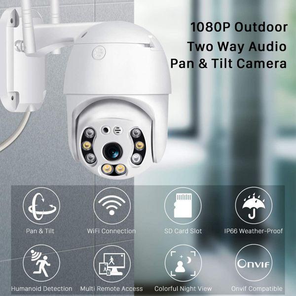 BESDERSEC Smart Camera Features