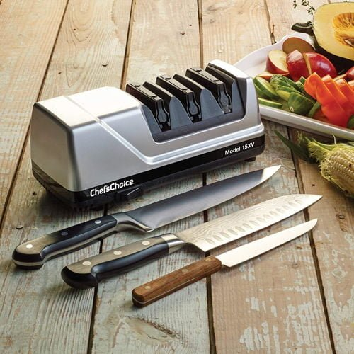 Chef'sChoice 15 Trizor XV EdgeSelect Professional Knife Sharpener 3