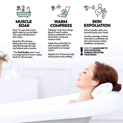 Coach Soak Muscle Recovery Bath Soak 2