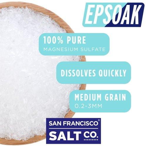 Epsoak Epsom Salt 1