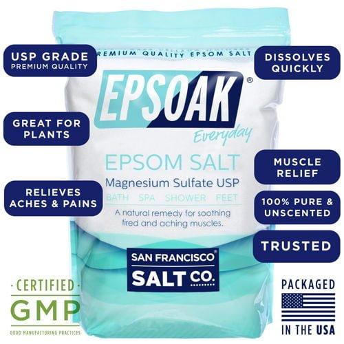 Epsoak Epsom Salt 3