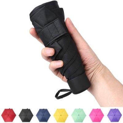 GAOYAING Compact Travel Umbrella