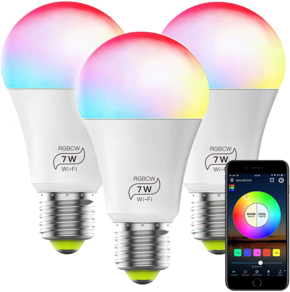 Magic Hue Best Smart Light Bulb