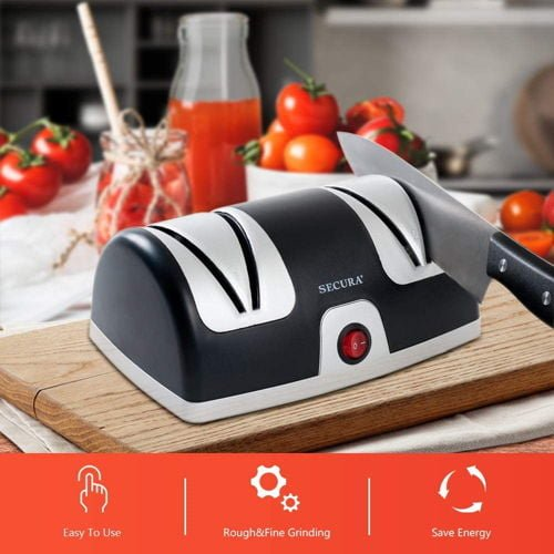 Secura Electric Knife Sharpener 3