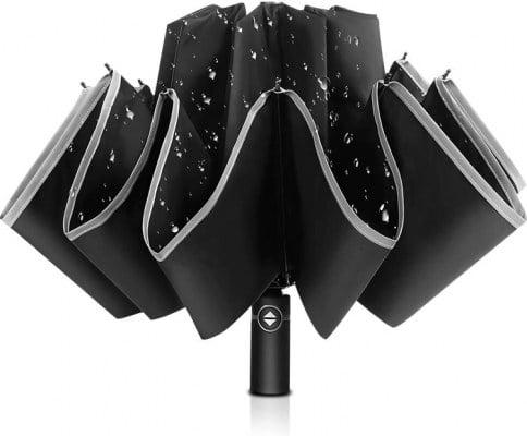 bodyguard inverted windproof umbrella