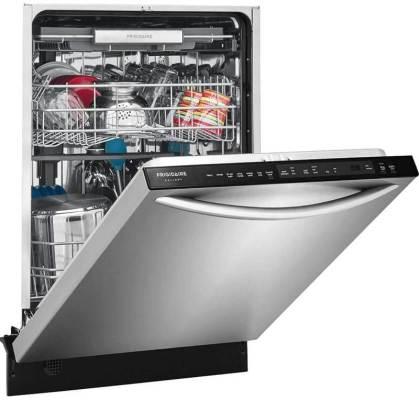 Frigidaire FGID2479SF Dishwasher Openjpg