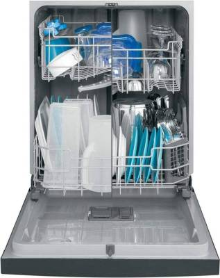 GE GDF530PSMSS 24 Full Console Dishwasher