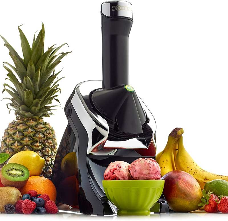Yonanas 987 Elite Fruit Soft Serve Ice Cream Machine Reviews