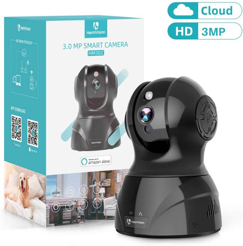 HeimVision 3MP Wireless Security Camera