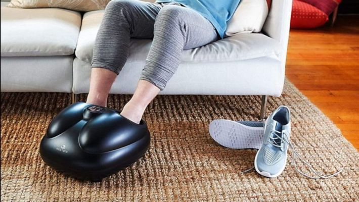 LEG SPA MASSAGER FOR HOME