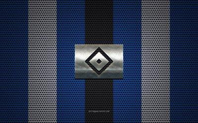 download wallpapers hamburger sv logo