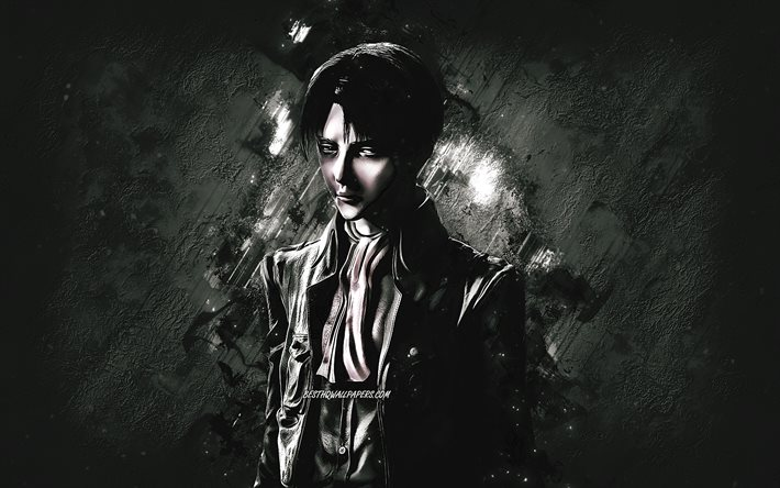 We may earn commission on some of the items you choose to buy. Download wallpapers Levi Ackerman, Attack on Titan ...