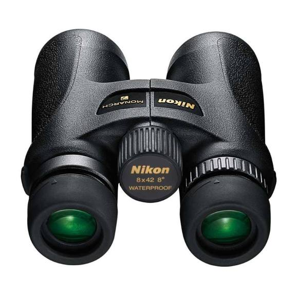 nikon 7548 monarch 7 8x42 binocular black