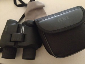 Who makes REI binoculars