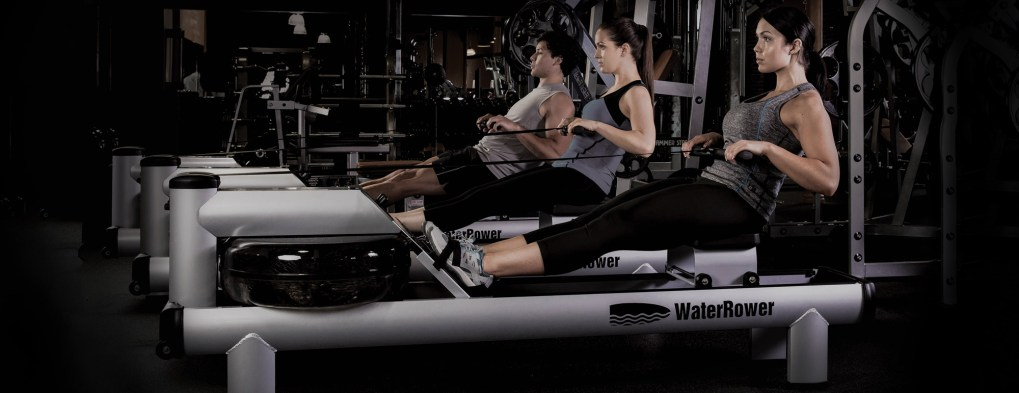 Water driven Exercise Equipment