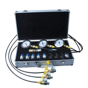 The Dusichin DUS-900 Excavator Hydraulic Pressure Test Kits