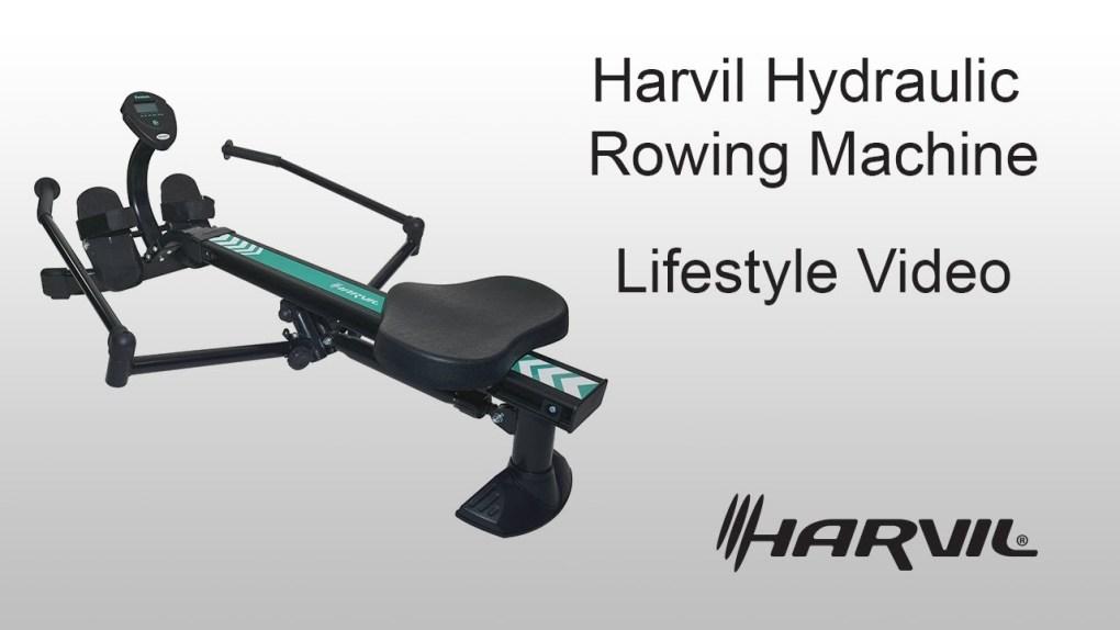 Harvil Hydraulic Rowing Machine
