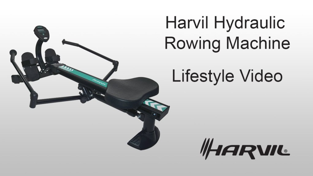 Harvil Hydraulic Rowing Machine