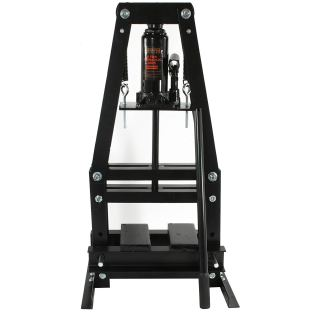 Black Bull A-Frame Shop Press