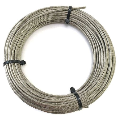 High Brightness Stainless Steel 316 Wire Rope Cable