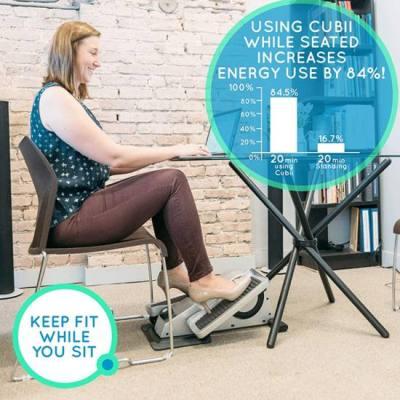 Cubii elliptical benefits