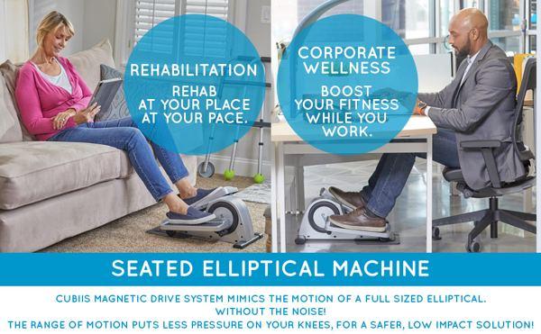 Cubii pro elliptical benefits
