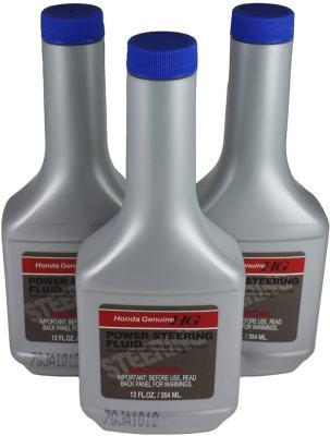 Honda 08206 9002PE Power Steering Fluid