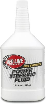 red line power steering fluid