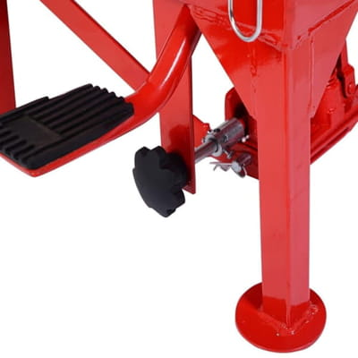 300lb Motorcycle Lift Table Hydraulic 1