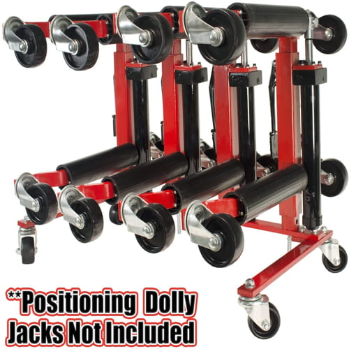 Best Tools Wheel Dolly