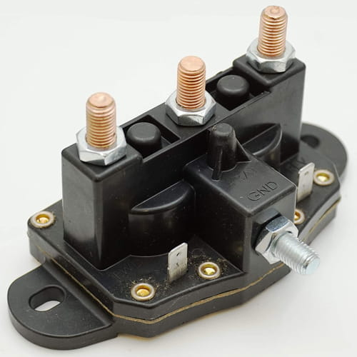 DC Contactor Relay Switch