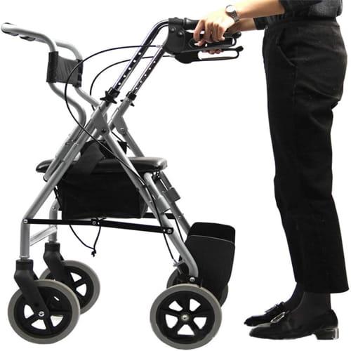HTLLT walking aid rolling walker rollator