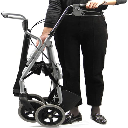 walking aid rolling walker rollator 1