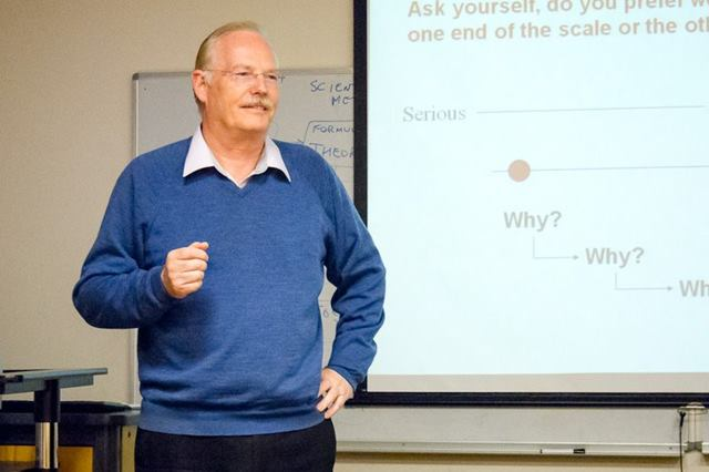 Dave Mason PhD