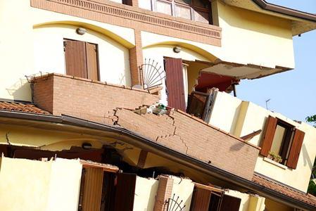 fear of earthquakes