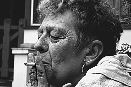 Stop Smoking organ script