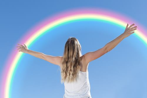 IBS Rainbow Waterfall