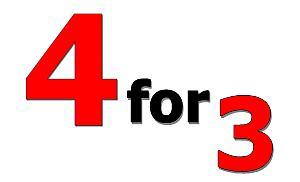 4-for-3-offer