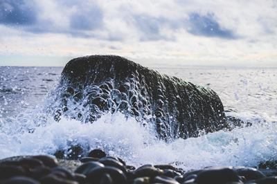 Constant Rock Metaphor