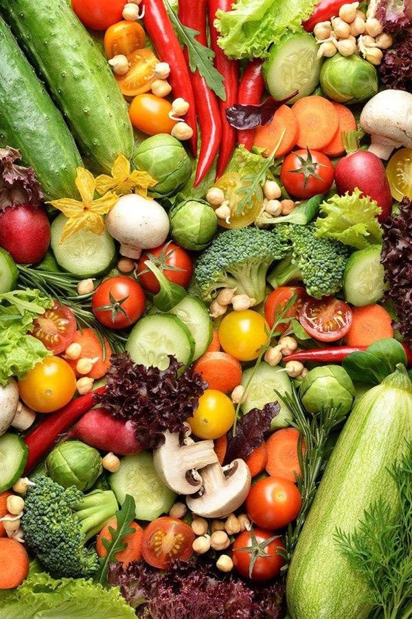 Овощи и фрукты. Фото | На досуге...