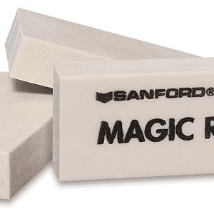 Magic rub eraser sanford