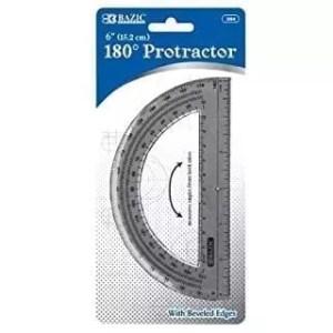 protractor 6 inch