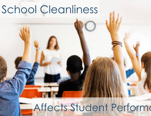 Hygiene packs for students