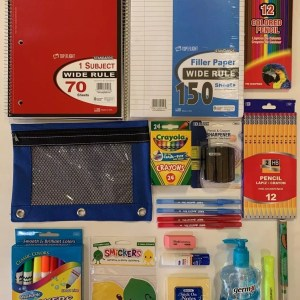 Standard School Packs for Home and School