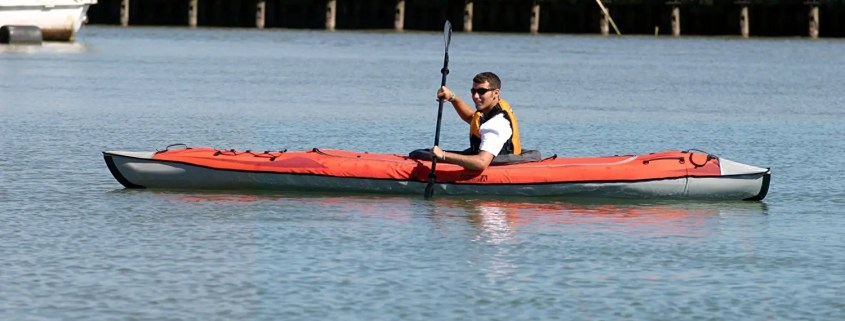 Advanced Elements Tandem Kayak Review