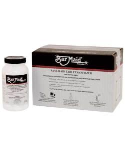 Bar Maid DIS-201 Bar Maid Quaternary Tablet Sanitizer