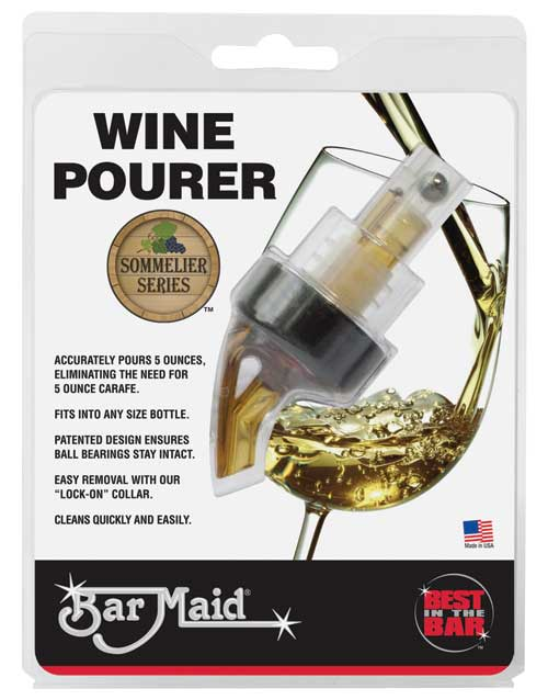 BMP-500RAC Bar Maid 5oz Wine Pourer