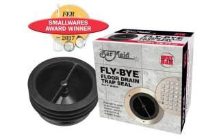 FLY-BYE™ Floor Drain Trap Seal Wins Foodservice Equipment Reports Smallwares Award