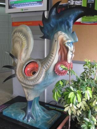 Indígena azul Yopo