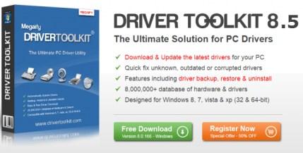 Driver toolkit 8.5.1 Crack + License key 2019 Free Download